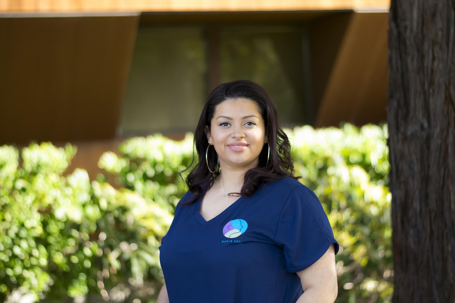 Rosie Ochoa, Office Manager